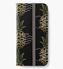 Pineapple Express iPhone Wallet/Case/Skin
