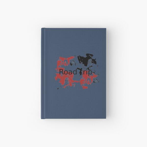 Road trip Notizbuch