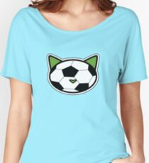 Meow ball Women's Relaxed Fit T-Shirt