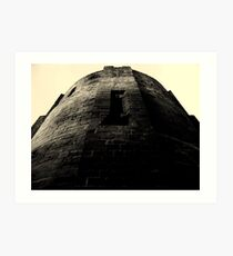 A fortification  Art Print