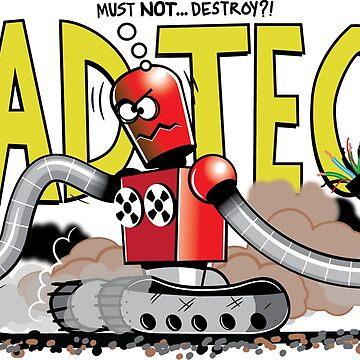 Must NOT destroy... by RollerBanjo