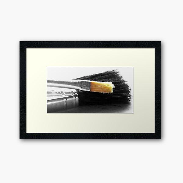 Artsy Schmartsy ... Framed Art Print