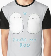 Spooky Love Graphic T-Shirt