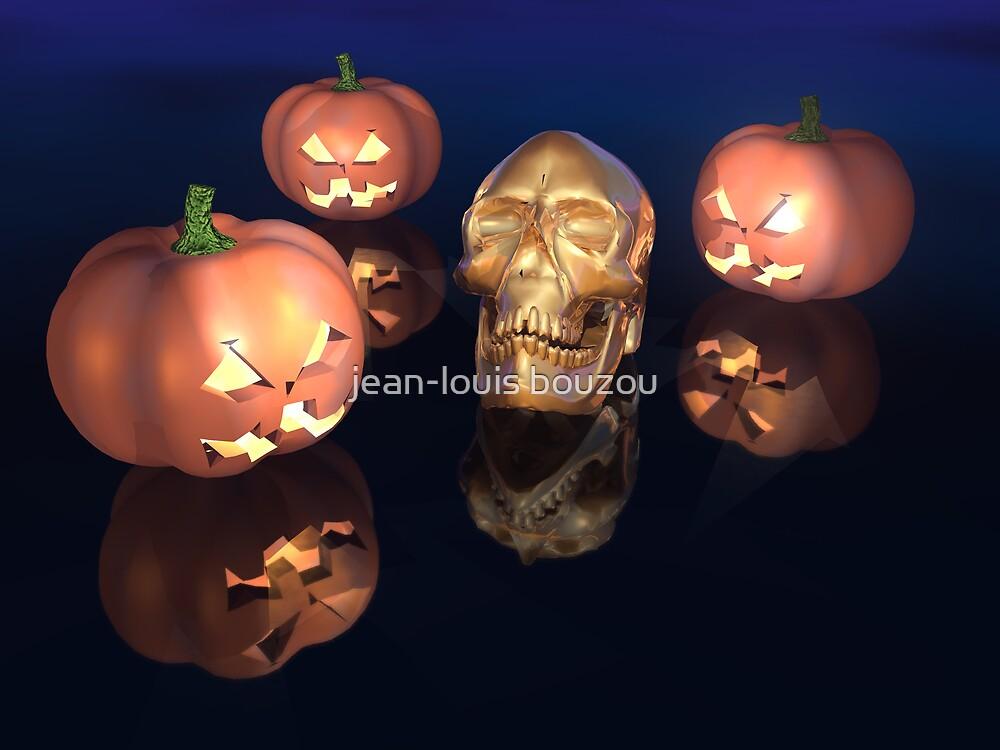 Halloween meeting by jean-louis bouzou