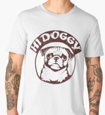 Hi doggy Men's Premium T-Shirt
