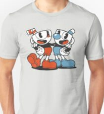 Cuphead and Mugman T-Shirt