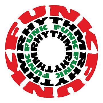 Funk Rhythm Funk Funk Rhythm by forgottentongue