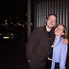 Derren Brown & me april 11th 2005 by lollipopgirl