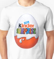 Kinder surprise egg sticker Unisex T-Shirt