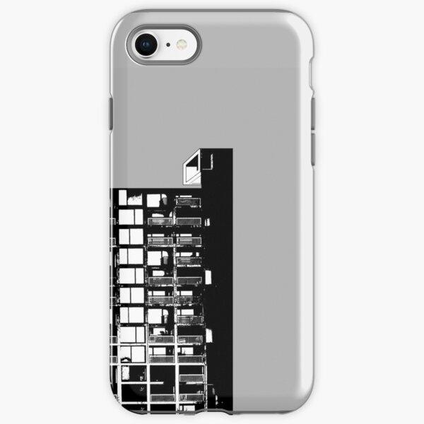 Facing the North-Grey  iPhone Tough Case