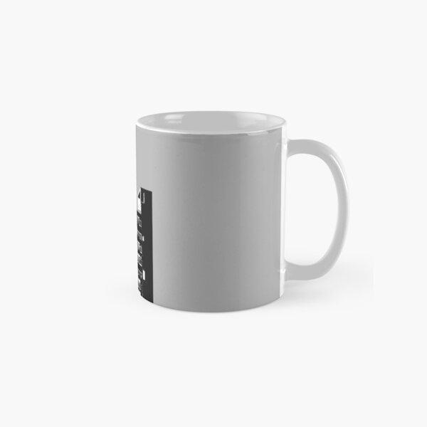 Facing the North-Grey  Classic Mug