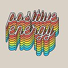 Positive Energy by abbymalagaART