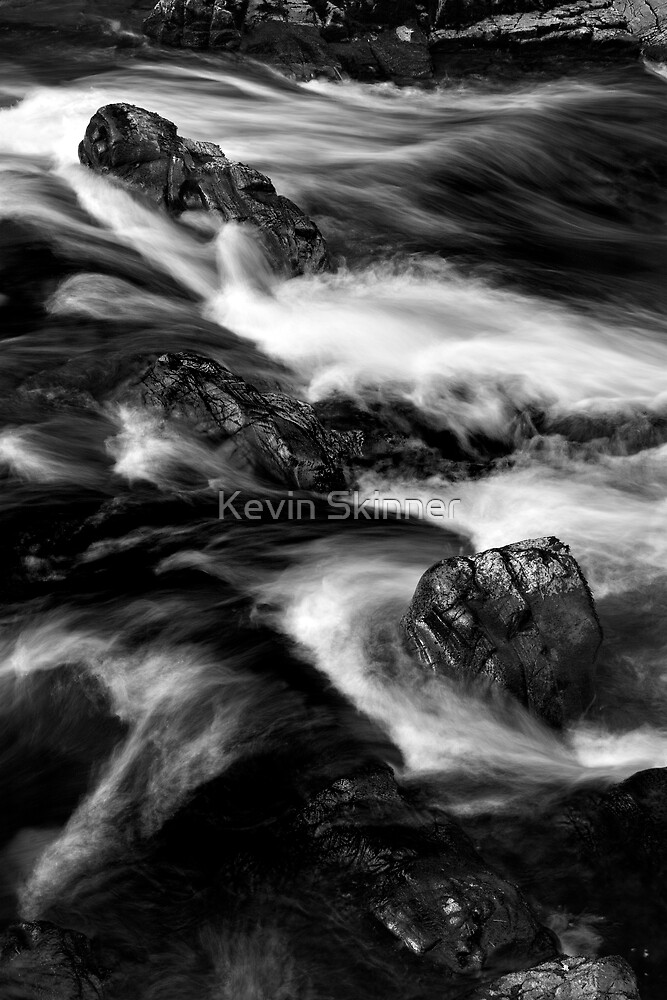 Randolph's Leap - Stepping Stone by Kevin Skinner