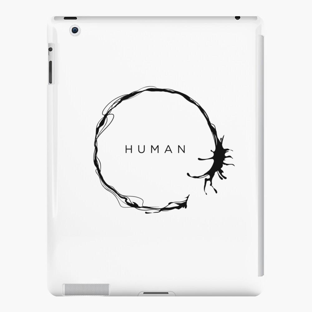 HUMAN iPad Case & Skin