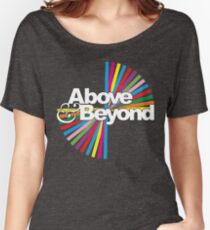 Above & Beyond Group Therapy Women's Relaxed Fit T-Shirt
