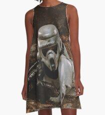 Soldado Imperial Star Wars Vestido acampanado