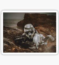 Soldado Imperial Star Wars Pegatina