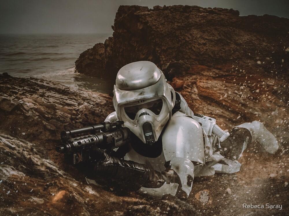 «Soldado Imperial Star Wars» de Rebeca Saray