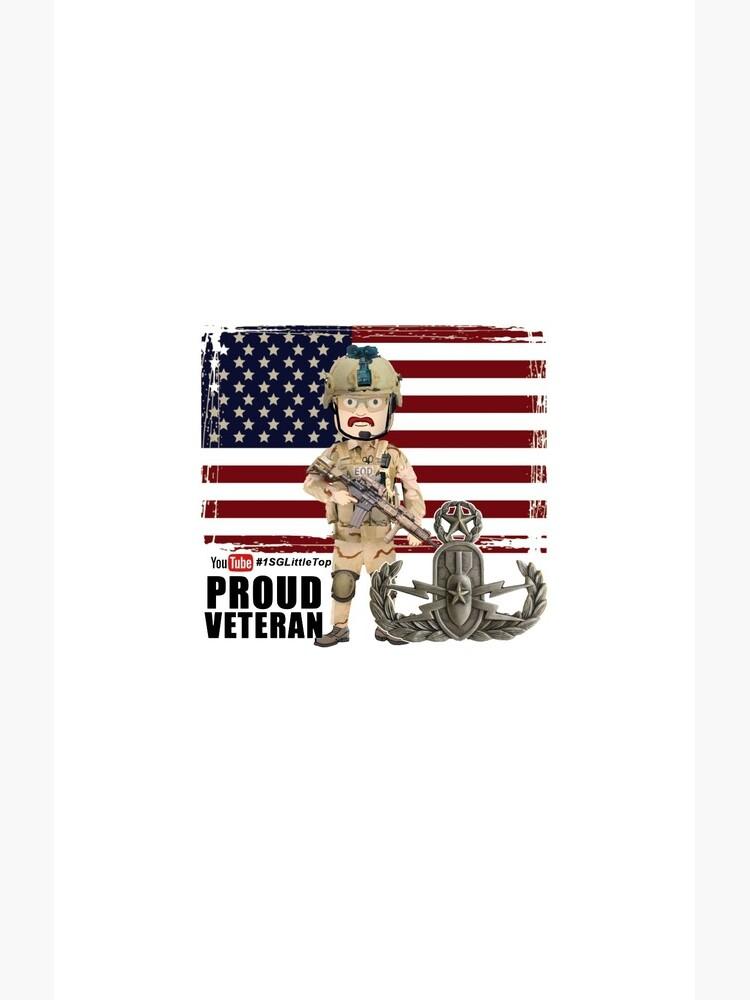 EOD Proud Veteran by FatCrayon