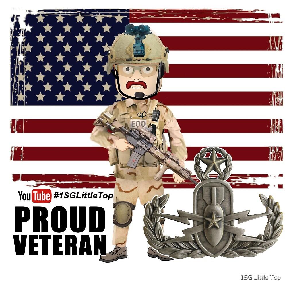 EOD Proud Veteran by 1SG Little Top