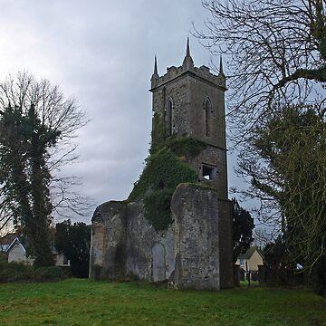 Daingean Belfry by stormygt