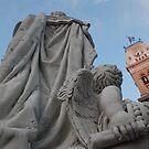 King Louis Statue by LizzieMorrison