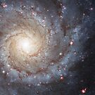 Spiral Galaxy M47 by Kip Stewart