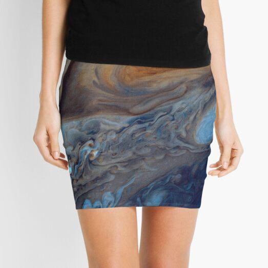 Jupiter's Clouds Mini Skirt