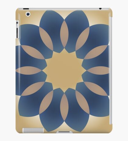 NDVH Circle Six B iPad Case/Skin