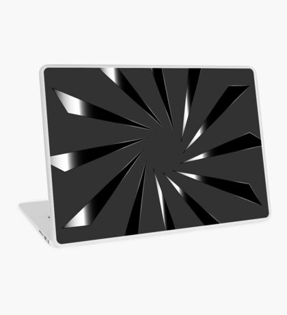 NDVH Circle Five Laptop Skin