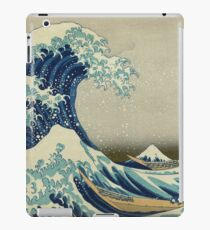 Best Price T-Shirts, Prints etc - Hokusai - the great wave off Kanagawa - 1823 iPad Case/Skin