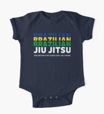JIU JITSU - BRAZILIAN JIU JITSU One Piece - Short Sleeve