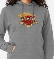 I didn't expect some kind of Spanish Inquistion Leichter Hoodie