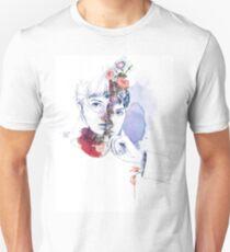 CELLULAR DIVISION by elena garnu Unisex T-Shirt
