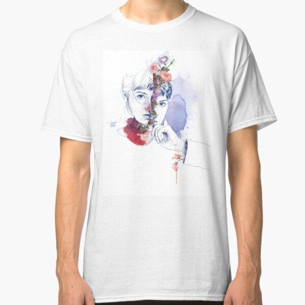 CELLULAR DIVISION by elena garnu Classic T-Shirt