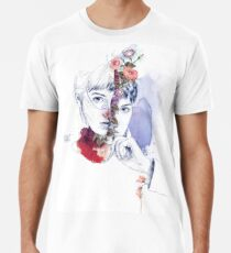 CELLULAR DIVISION by elena garnu Premium T-Shirt