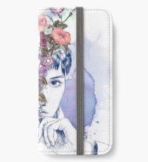 CELLULAR DIVISION by elena garnu iPhone Wallet/Case/Skin