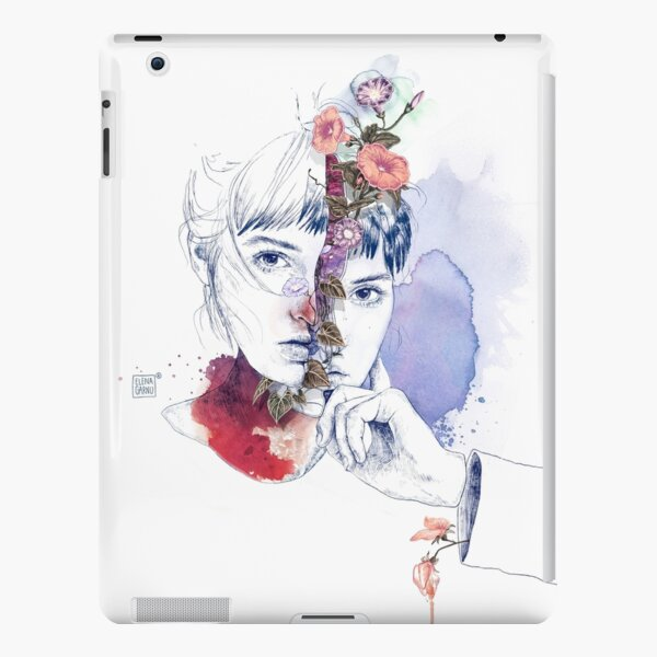 CELLULAR DIVISION by elena garnu iPad Snap Case