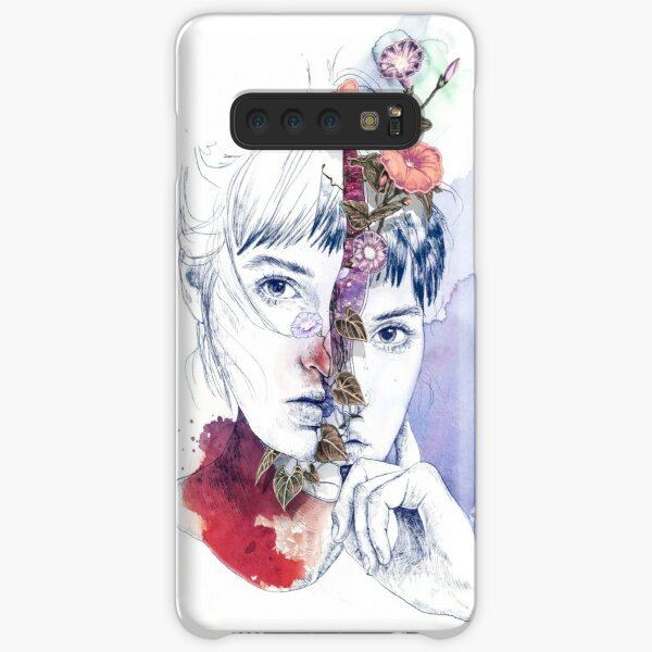 CELLULAR DIVISION by elena garnu Samsung Galaxy Snap Case