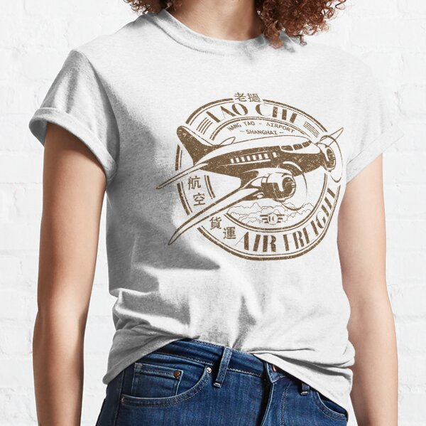 Lao Che Air Freight Distressed Classic T-Shirt