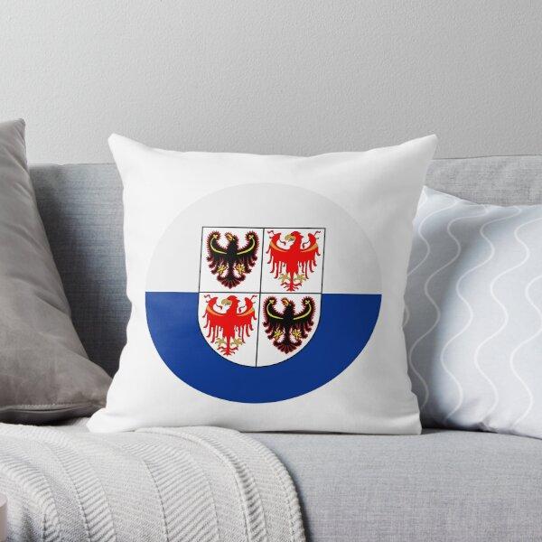 Trentino South Tyrol, Trentino Alto Adige, Trentino Alto Adige Throw Pillow