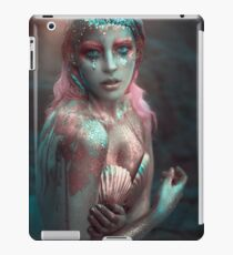 Pink Mermaid Vinilo o funda para iPad