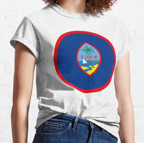 Guam, Guåhån Classic T-Shirt