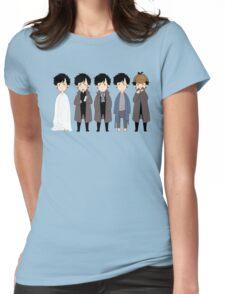 sherlocks Womens Fitted T-Shirt