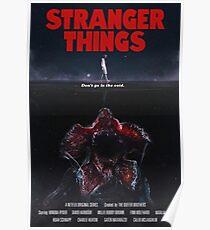 Stranger Jaws Poster