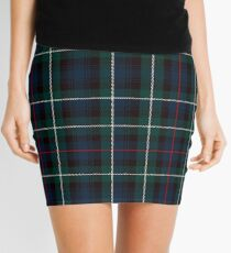 tartan Mackenzie outlander Mini Skirt