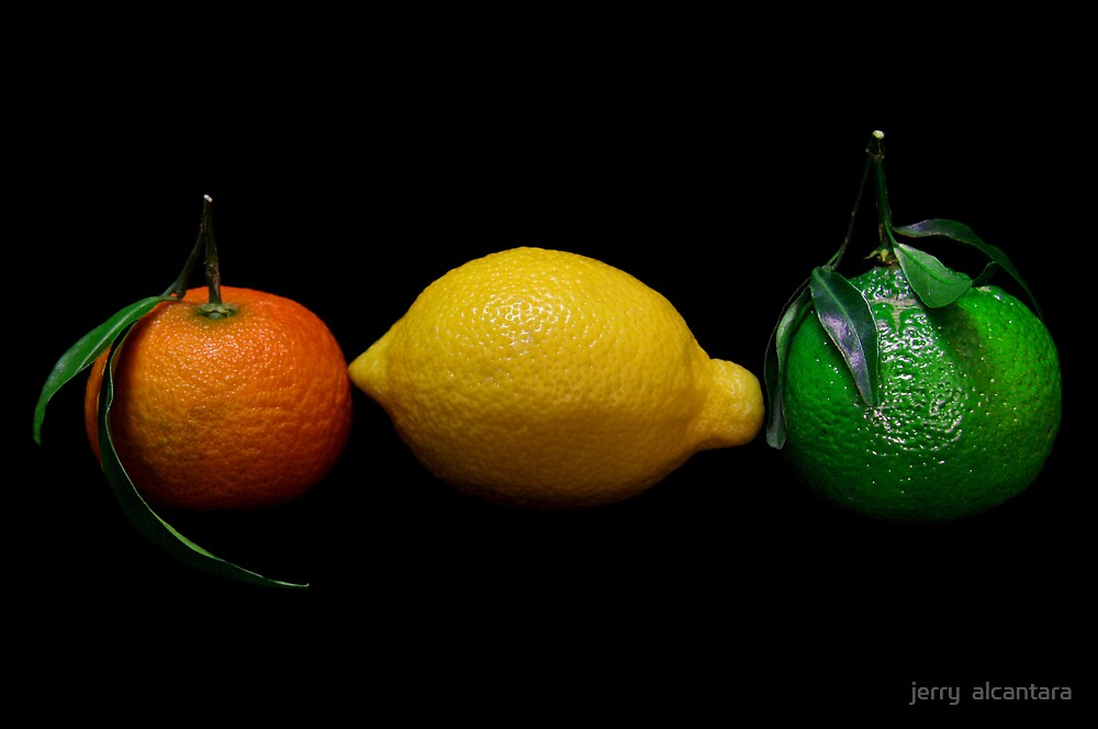 Citrus Fruits by jerry  alcantara