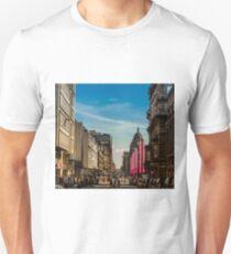 Glasgow City Centre - George Square / Queen Street Unisex T-Shirt