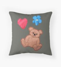 Kaylee Frye Patches Throw Pillow
