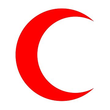 Red Crescent, Red Crescent by all-flags